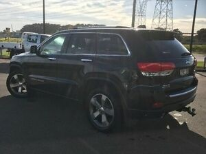 2013 Jeep Grand Cherokee WK MY2014 Limited Black 8 Speed Sports Automatic Wagon Morwell Latrobe Valley Preview