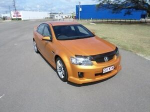 2010 Holden Commodore VE MY10 SV6 Gold 6 Speed Sports Automatic Sedan Hyde Park Townsville City Preview