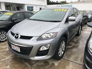 2011 Mazda CX-7 ER1032 Classic Activematic Sports Silver 6 Speed Sports Automatic Wagon Mount Gravatt Brisbane South East Preview