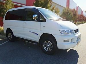 2005 Mitsubishi Delica White Automatic VAN WAGON Cannington Canning Area Preview