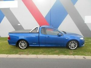 2014 Ford Falcon FG MkII XR6 Ute Super Cab Blue 6 Speed Sports Automatic Utility Bunbury Bunbury Area Preview