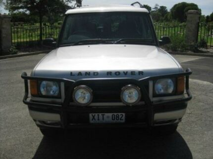 2000 Land Rover Discovery II 01MY Td5 Silver 4 Speed Automatic Wagon Enfield Port Adelaide Area Preview