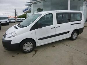 2013 Fiat Scudo Low Roof LWB White 6 Speed Manual Van Coburg North Moreland Area Preview