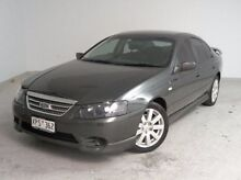 2008 Ford Falcon BF Mk II SR Silver 4 Speed Sports Automatic Sedan Mount Gambier Grant Area Preview