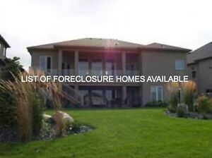 MONTH END FORECLOSURE LIST