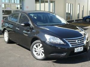 2013 Nissan Pulsar B17 ST Black 1 Speed Constant Variable Sedan Green Fields Salisbury Area Preview