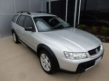 2006 Holden Adventra VZ MY06 SX6 Silver 5 Speed Automatic Wagon Braeside Kingston Area Preview