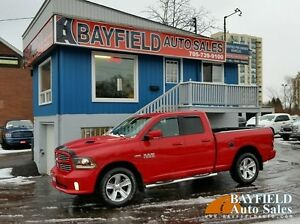 2013 Ram 1500 Sport Quad Cab 4x4 **Navigation/Heated Seats/Heate