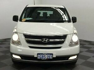2011 Hyundai iMAX TQ-W MY11 White 5 Speed Automatic Wagon Edgewater Joondalup Area Preview