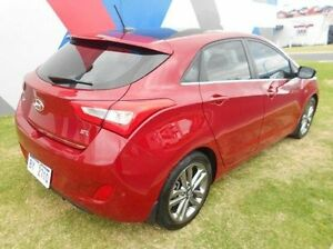 2016 Hyundai i30 GD5 Series II MY17 SR Premium Red 6 Speed Sports Automatic Hatchback Bunbury Bunbury Area Preview