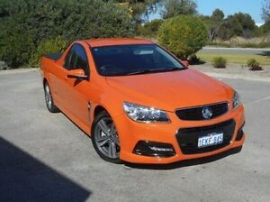 2014 Holden Ute VF MY14 SS Ute Orange 6 Speed Manual Utility East Rockingham Rockingham Area Preview