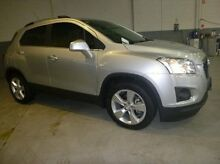 2014 Holden Trax TJ MY14 LTZ Silver 6 Speed Automatic Wagon Fawkner Moreland Area Preview