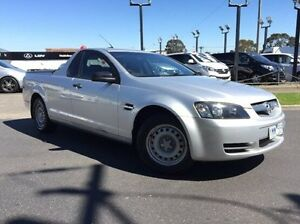 2008 Holden Ute VE MY09.5 Omega Silver 4 Speed Automatic Utility Heidelberg Heights Banyule Area Preview