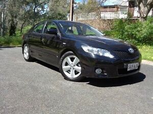 2011 Toyota Camry ACV40R MY10 Touring Black 5 Speed Automatic Sedan St Marys Mitcham Area Preview