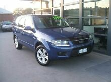 2010 Ford Territory SY Mkii TX AWD Blue 6 Speed Sports Automatic Wagon Launceston Launceston Area Preview