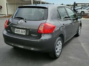 2008 Toyota Corolla ZRE152R Ascent Grey 4 Speed Automatic Hatchback Green Fields Salisbury Area Preview