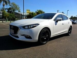 2016 Mazda 3 BN5476 Neo SKYACTIV-MT White 6 Speed Manual Hatchback Gympie Gympie Area Preview