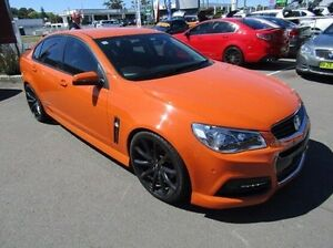 2013 Holden Commodore VF MY14 SS Orange 6 Speed Manual Sedan Cardiff Lake Macquarie Area Preview