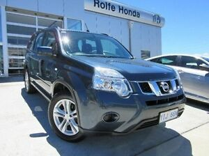 2010 Nissan X-Trail T31 Series IV ST 2WD Green 1 Speed Constant Variable Wagon Belconnen Belconnen Area Preview