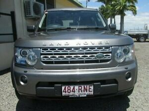2011 Land Rover Discovery 4 Series 4 MY11 SDV6 CommandShift SE Grey 6 Speed Sports Automatic Wagon Mackay Mackay City Preview