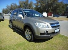 2010 Holden Captiva  Bronze Sports Automatic Wagon East Rockingham Rockingham Area Preview