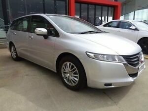 2011 Honda Odyssey RB 2011 HONDA ODYSSEY AUTO 4D WAGON 4CYL Silver 5 Speed Automatic Wagon Melton Melton Area Preview