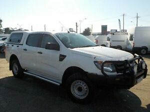 2012 Ford Ranger White Sports Automatic Utility