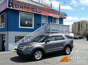 2011 Ford Explorer XLT 4WD **7 Passenger/Panoramic Roof/Heated S