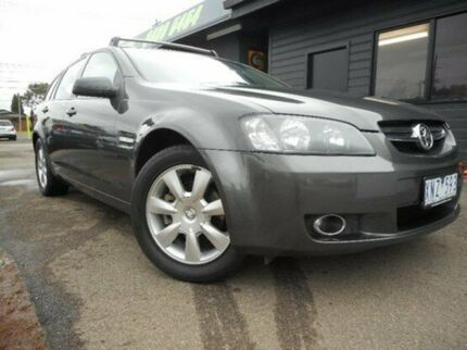 2009 Holden Berlina  Grey Automatic Wagon Thomastown Whittlesea Area Preview