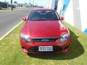 2013 Ford Falcon FG MkII XR6 Turbo Red 6 Speed Manual Sedan Bunbury Bunbury Area Preview