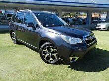 2015 Subaru Forester  Grey Constant Variable Wagon Victoria Park Victoria Park Area Preview