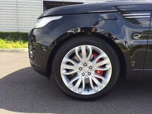 2016 Land Rover Range Rover Sport L494 16.5MY SDV6 CommandShift SE Black 8 Speed Sports Automatic Coffs Harbour Coffs Harbour City Preview
