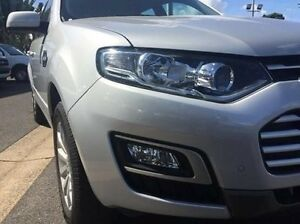 2015 Ford Territory SZ MkII TX Seq Sport Shift Silver 6 Speed Sports Automatic Wagon Berrimah Darwin City Preview