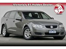 2010 Holden Commodore  Grey Sports Automatic Wagon Mulgrave Monash Area Preview