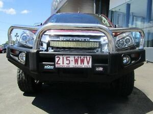 2013 Isuzu D-MAX MY14 LS-U Crew Cab Red 5 Speed Manual Utility Earlville Cairns City Preview