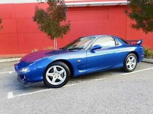 1999 Mazda RX7 Blue Automatic Coupe Cannington Canning Area Preview
