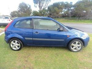2007 Ford Fiesta WQ LX Grey 5 Speed Manual Hatchback Silver Sands Mandurah Area Preview