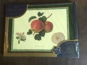 Pimpernel dining table placemats by W.Hooker,BRAND NEW SET OF 4
