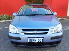 2004 Hyundai Getz TB MY04 GL Blue 5 Speed Manual Hatchback Beckenham Gosnells Area Preview