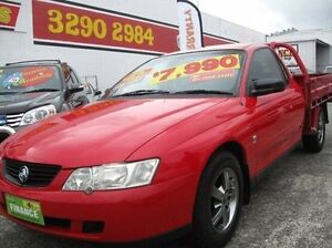 2003 Holden Ute VY Red 4 Speed Automatic Utility Underwood Logan Area Preview