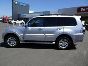 2015 Mitsubishi Pajero NX MY15 Exceed Silver 5 Speed Sports Automatic Wagon Traralgon Latrobe Valley Preview