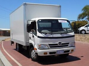 2010 Hino 300 White Cab Chassis 4x2 Spearwood Cockburn Area Preview