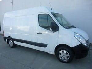 2012 Renault Master White Seq Manual Auto-Clutch Van Coburg North Moreland Area Preview