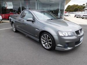 2010 Holden Ute VE II SS V Grey 6 Speed Manual Utility Traralgon Latrobe Valley Preview