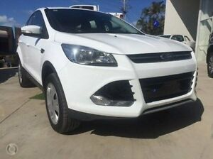 2015 Ford Kuga TF MY16 Ambiente 2WD White 6 Speed Sports Automatic Wagon Maryborough Fraser Coast Preview