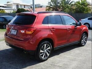 2015 Mitsubishi ASX XB MY15.5 LS 2WD Red 6 Speed Constant Variable Wagon Morningside Brisbane South East Preview