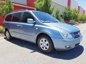 2008 Kia Grand Carnival VQ MY07 EX Blue 5 Speed Sports Automatic Wagon Cannington Canning Area Preview