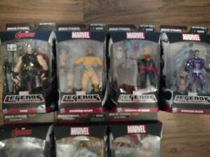 Marvel Legends Infinities Series 6 inch ,,,25$