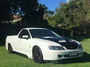 2003 Holden Ute VY II S White 4 Speed Automatic Utility Albion Brisbane North East Preview