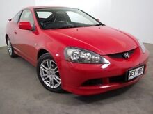 2005 Honda Integra DC MY2005 Luxury Red 5 Speed Sports Automatic Coupe Mount Gambier Grant Area Preview